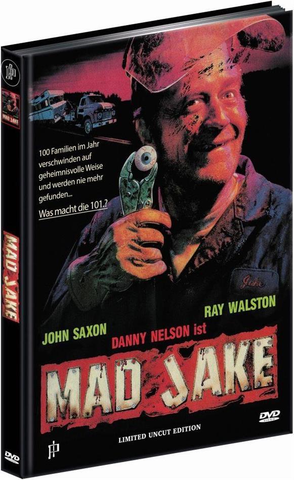 Mad Jake (1990) (Limited Edition, Mediabook, Uncut)