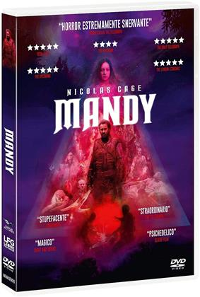Mandy (2018) (Tombstone Collection)