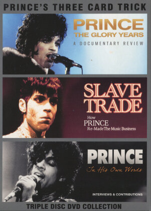 Prince - Three Card Trick (Inofficial, 3 DVDs)