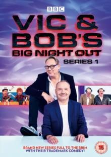 Tv Series - Vic And Bob's Big Night Out S1