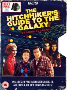 The Hitchhiker's Guide to the Galaxy (BBC, VHS Box, 3 Blu-ray)