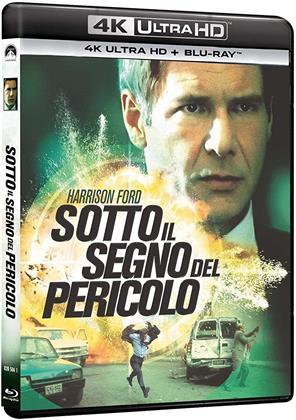 Sotto il segno del pericolo (1994) (4K Ultra HD + Blu-ray)