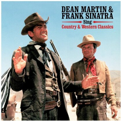 Dean Martin & Frank Sinatra - Sings Country & Western Songs (Not Now Records, LP)