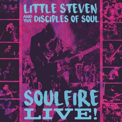 Little Steven & The Disciples Of Soul - Soulfire Live! (3 CDs)