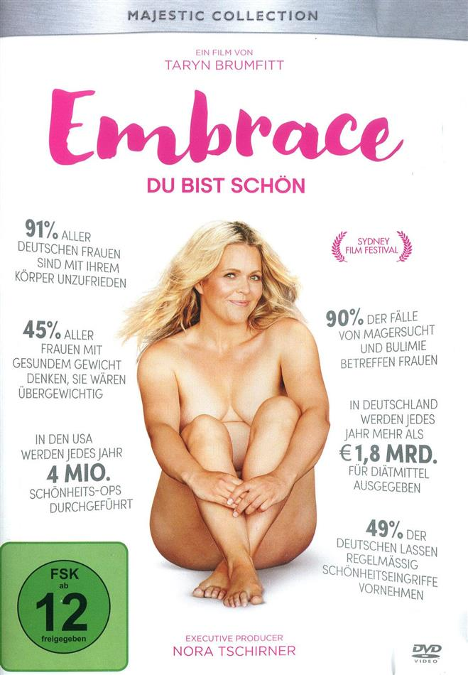 Embrace - Du bist schön (2016) (Majestic Collection)