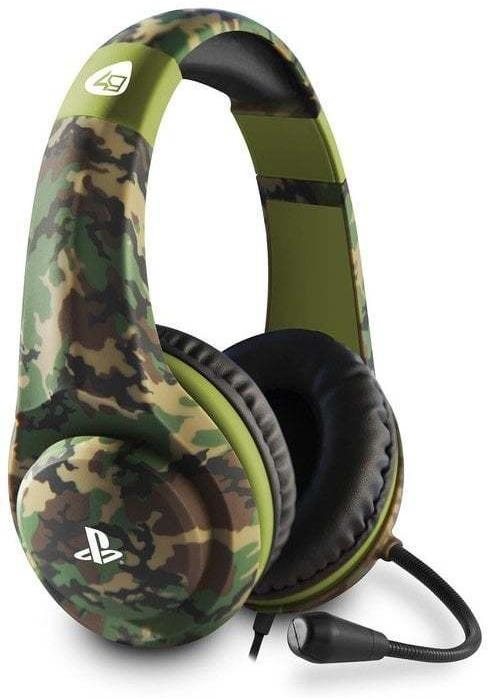 PRO4-70 Stereo Gaming Headset - Woodland Camo [PS5/PS4]