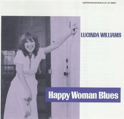 Lucinda Williams - Happy Woman Blues (Japan Edition)