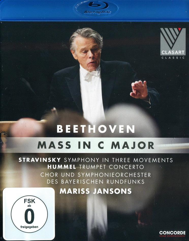 Bayerisches Rundfunkorchester & Mariss Jansons - Beethoven - Mass in C-Major
