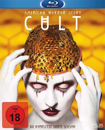American Horror Story - Cult - Staffel 7 (3 Blu-rays)