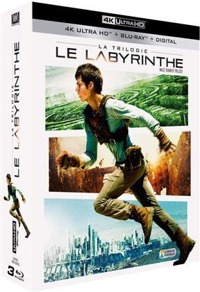 Le Labyrinthe Trilogie - Maze Runner Trilogy (3 4K Ultra HDs + 3 Blu-rays)