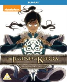 The Legend Of Korra - Season 1-4 (8 Blu-rays)