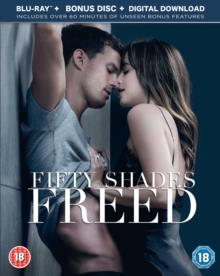 Fifty Shades Freed (2018) (2 Blu-rays)