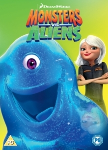 Monsters Vs. Aliens (2009) (New Edition)