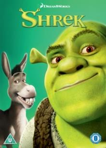 Shrek (2001) (New Edition)