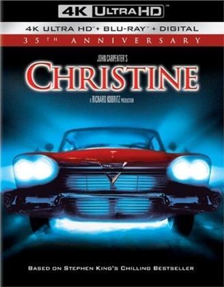 Christine (1983) (35th Anniversary Edition, 4K Ultra HD + Blu-ray)