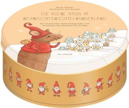 Die kleine Maus im Weihnachtswichtelwunderland