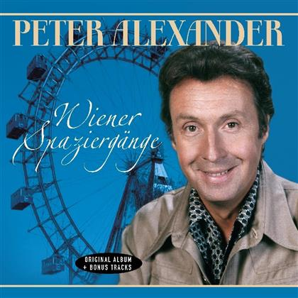Peter Alexander - Wiener Spaziergänge (Vinyl Passion, LP)