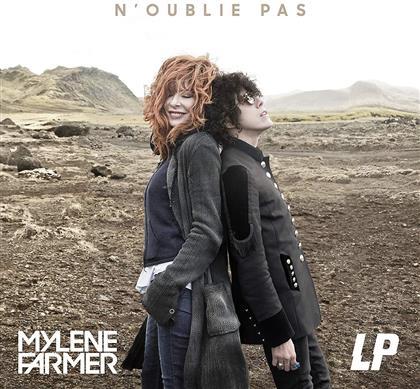 Mylène Farmer - N'Oublie Pas (single CD)