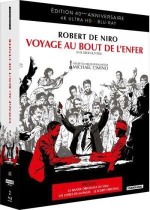 Voyage au bout de l'enfer (1978) (40th Anniversary Edition, 4K Ultra HD + 2 Blu-rays + CD)