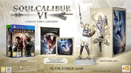 Soul Calibur VI (Édition Collector)