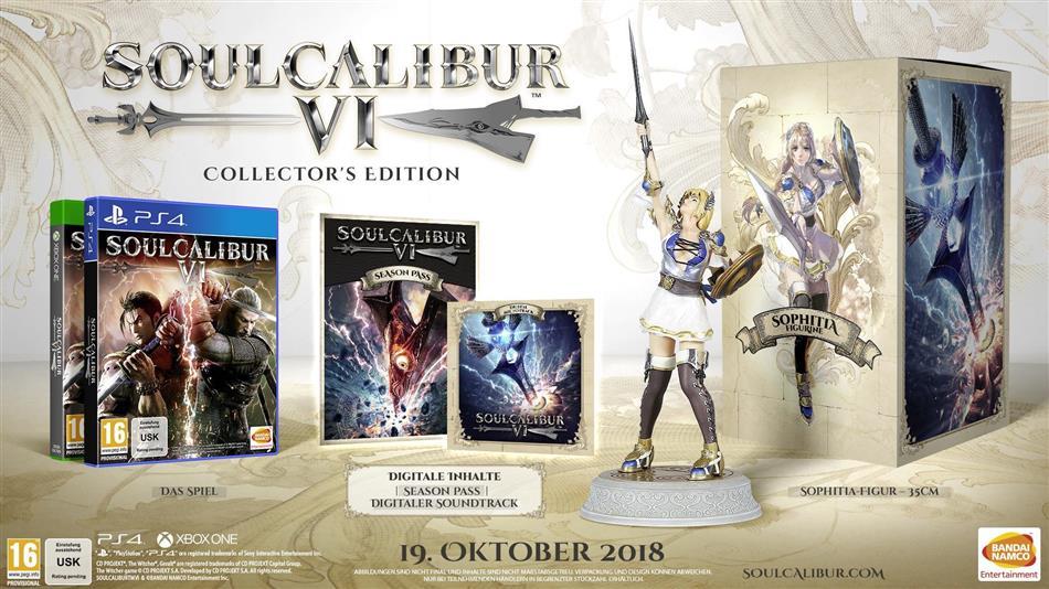 Soul Calibur VI (Édition Collector)