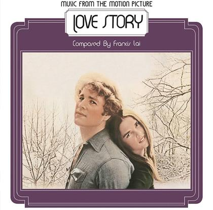 Francis Lai - Love Story - OST (Expanded Edition)