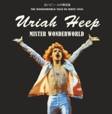 Mister Wonderworld Shepperton White Vinyl Lp By Uriah Heep Cede Com