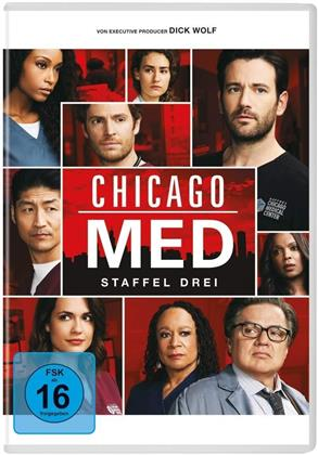 Chicago Med - Staffel 3 (5 DVDs)