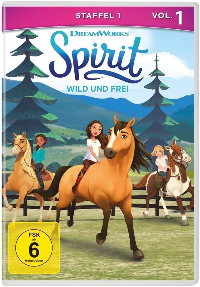Spirit - Wild und Frei - Staffel 1 - Vol. 1