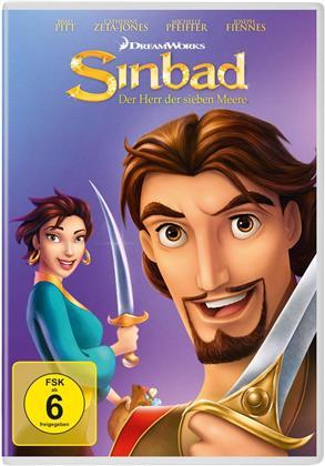 Sinbad - Der Herr der sieben Meere (2003) (Neuauflage)