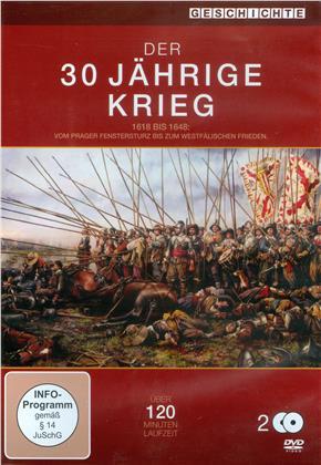 Der 30 Jährige Krieg - 1618 bis 1648: Vom Prager Fenstersturz bis zum westfälischen Frieden (2 DVDs)