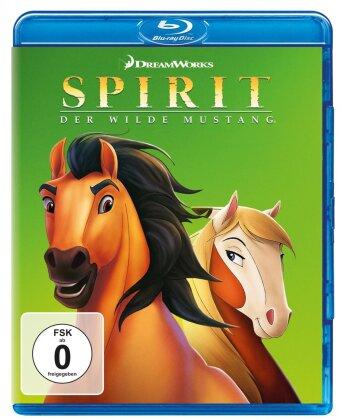 Spirit - Der wilde Mustang (2002) (Neuauflage)