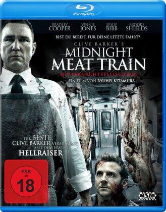 Midnight Meat Train (2008)