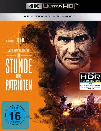 Die Stunde der Patrioten (1992) (4K Ultra HD + Blu-ray)