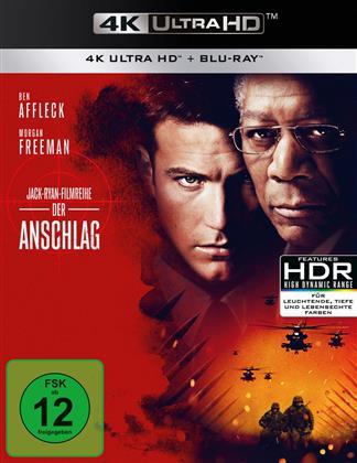 Der Anschlag (2002) (4K Ultra HD + Blu-ray)