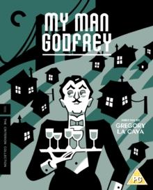 My Man Godfrey (1936) (s/w, Criterion Collection)
