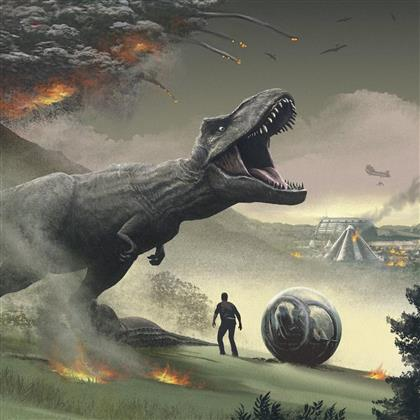 Michael Giacchino - Jurassic World: Fallen Kingdom - OST (2 LPs)
