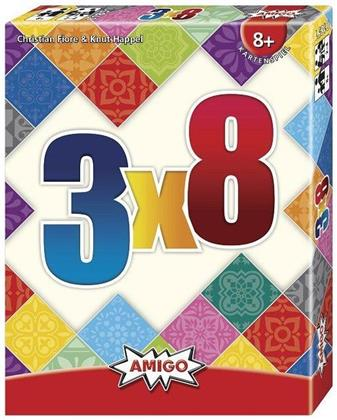 3x8 Kartenspiel