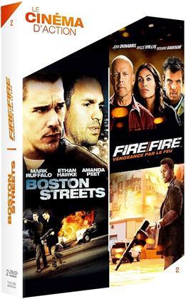 Boston Streets / Fire with Fire - Vengeance par le feu (Le Cinéma d'action, 2 DVDs)
