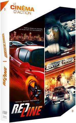 Redline / Drive Hard (Le Cinéma d'Action, 2 DVDs)