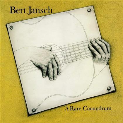 Bert Jansch - A Rare Conundrum (2018 Reissue)