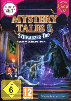 Mystery Tales 8 - Schwarzer Tod