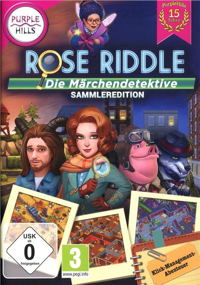Rose Riddle - Märchendetektive