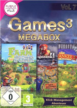 Games 3 - Mega Box Vol. 7