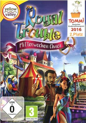 Royal Trouble 2 - Flitterwochen Chaos