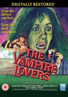 The Vampire Lovers (1970) (Restaurierte Fassung)