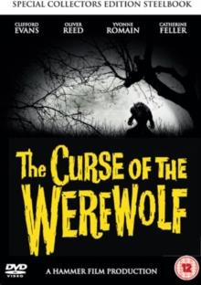 The Curse of the Werewolf (1961) (Collector's Edition, Special Edition, Steelbook, 2 DVDs)