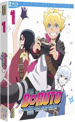 Boruto - Naruto Next Generations - Vol. 1 (2 Blu-rays)