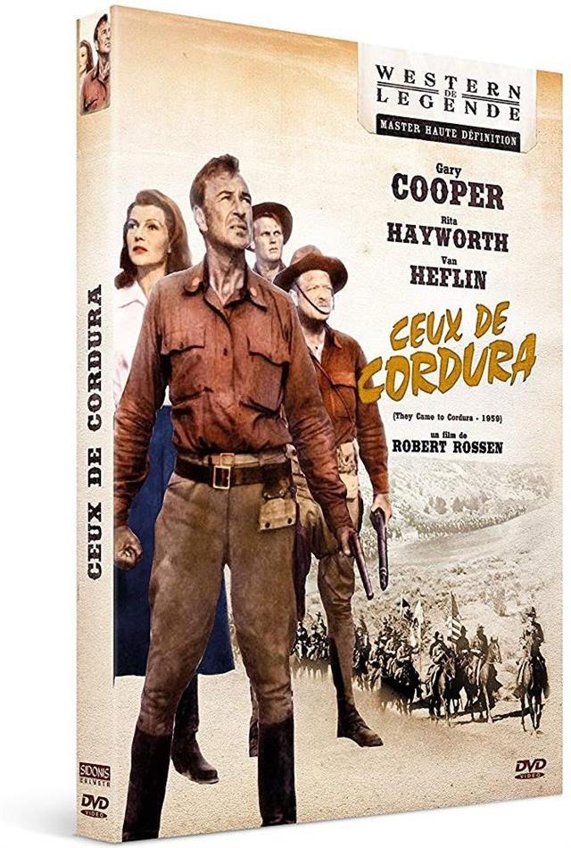 Ceux de Cordura (1959) (Western de Légende)