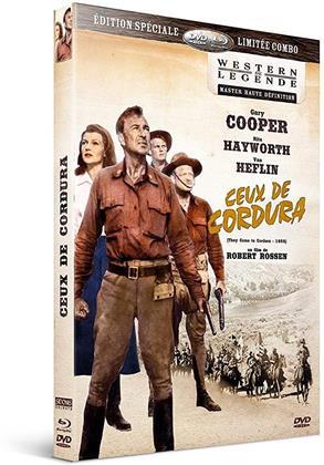 Ceux de Cordura (1959) (Western de Légende, Blu-ray + DVD)